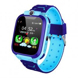 Ceas Smartwatch Copii SW70-Q12 Albastru, SIM, Monitorizare Locatie, Intercom, SOS, Camera, Microfon