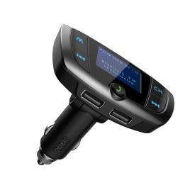 Modulator FM , Wireless, Bluetooth 4.2,Microfon Integrat, FM Transmitator, Voltaj Baterie, USB, Slot MicroSD