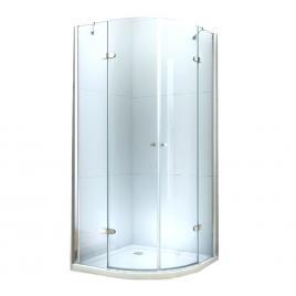 Cabina de dus optima senzual, 90x90x190, sticla securizata 6mm , profil cromat