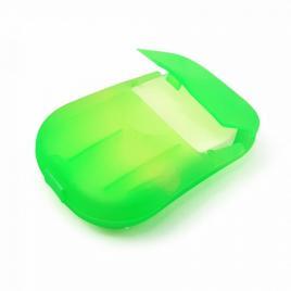 Dispozitiv cu foite de sapun cu cutie,ideal pentru,baie publica, calatorii,...