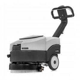 Masina pentru spalat si aspirat pardoseli Lavor Quick 36B, alimentare 12V, productivitate 1260 mp/h, Autonomie 1,5-2 ore