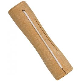 Bigudiuri extra mari din lemn pentru permanent set 6 buc.-marime 18 mm