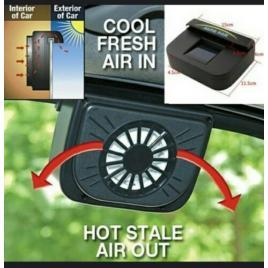 Ventilator auto solar Premium