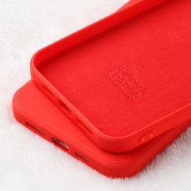 Husa telefon x-level iphone 12 / 12 pro silicon rosie