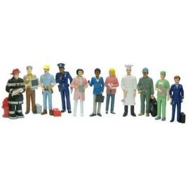 Set 11 figurine profesii miniland