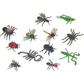 Set 12 figurine insecte miniland