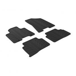 Covorase hyundai tucson 08.2015- , culoare negru, presuri gledring, 4 buc. kft auto