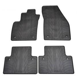 Covorase volvo v50 and s40 2004-2011 (manual) culoare negru, presuri gledring, 4 buc. kft auto