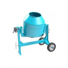 Betoniera C360 SR OMAER, putere motor 2CP, Transmisie cu Reductor, Functionare Silentioasa, alimentare 230V, 190kg