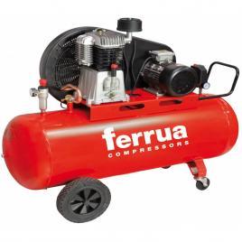 Compresor de aer FB7-500 CT7.5 FERRUA, debit aer aspirat 840 l/min, capacitate butelie 500 L, presiune 11bar, alimentare 400V