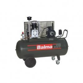 Compresor de aer NS39-270 CT5.5 BALMA, debit aer aspirat 653l/min, putere motor 4kW, alimentare 400V