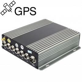 DVR auto 4CH AHD cu modul GPS