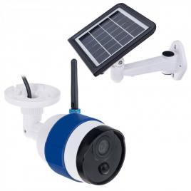 Camera 100% wireless solara WiFi Secutek SLL-C340
