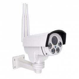 Camera IP rotativa 4G cu inregistrare Secutek SBS-NC47G - 1080p, 50m IR, 4x zoom