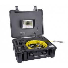 Camera de inspectie profesionala + valiza cu monitor