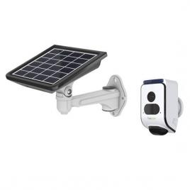 Camera supraveghere 100% solara cu alarma Secutek SLL-C390S