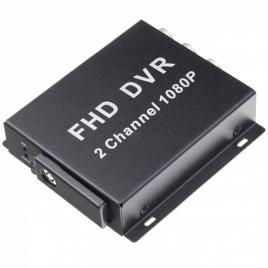 Mini AHD DVR - suport 2CH, 1080p, 128GB