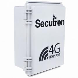 Secutron SECU46 4G UltraLife kamera v instalačním boxu