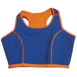 Bustiera elastica pentru fitness din neopren, yc-6054