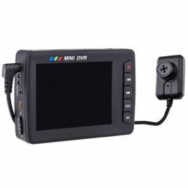 Camera Angel Eye - cu buton, DVR si ecran LCD