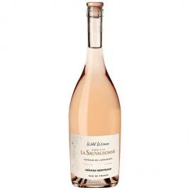 "Gerard bertrand chateau la sauvageonne ""la villa"" rose, rose sec biodinamic 0.75l"