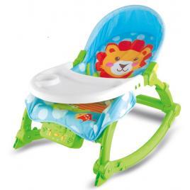 Balansoar pentru copii  2 In 1 Cu Vibratii Lion