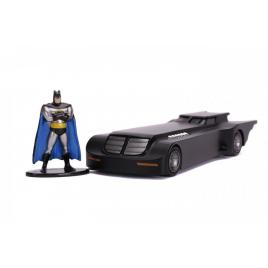 Batman masina batmobile cu figurina 1:32