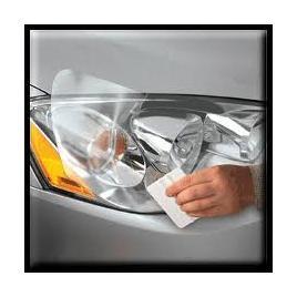 Folie transparenta protectie faruri / stopuri 2 BUCATI  x 30cm