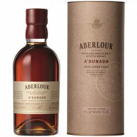 Aberlour  a'bunadh, whisky, 0.7l