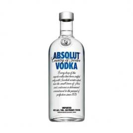 Absolut blue vodka, 0.7l
