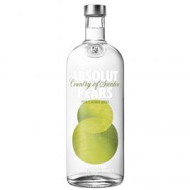 Absolut pears vodka, 1l
