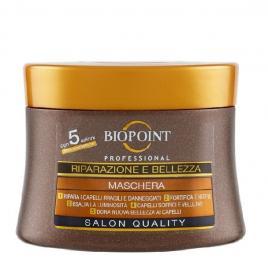 Masca pentru par fragil si deteriorat biopoint professional riparazione e bellezza, 250 ml