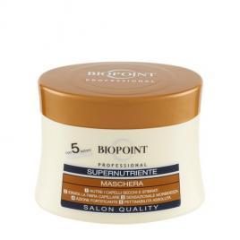 Masca pentru par uscat si fragil biopoint professional super nutriente, 250 ml