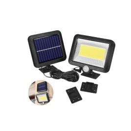 Proiector cu incarcare solara si senzor de miscare