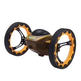 Masinuta Bounce Car Jumping Stunter -galbena