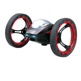 Masinuta Bounce Car Jumping Stunter-rosie