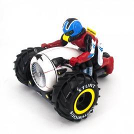 Motocicleta amfibie cu telecomanda