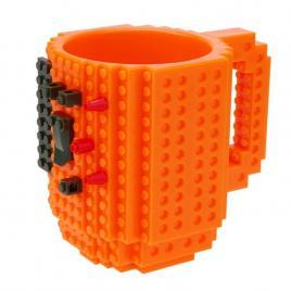 Cana design Lego, Potocaliu, 350 ml, Plastic