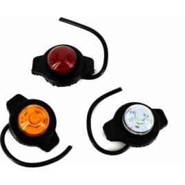 Lampa LED 24V Lumina rosie Cod L1031116 ManiaCars