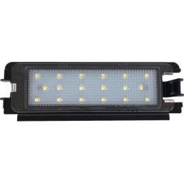 Lampa LED numar 73502 compatibil DACIA LOGAN I / SANDERO I ManiaCars