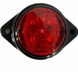 Lampa SMD 4004-1 Lumina rosie Voltaj 24V Rezistenta la apa IP66 ManiaCars