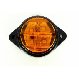 Lampa SMD 4004-2 Lumina portocalie Voltaj 12V Rezistenta la apa IP66 ManiaCars