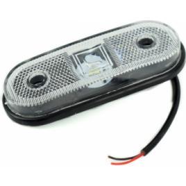 Lampa remorca laterala LED 24V Culoare alba Cod GN23 ManiaCars