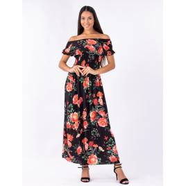 Rochie Dama Lunga  Floral 2021