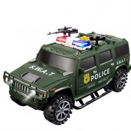 Pusculita Police Verde