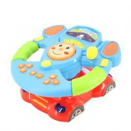 Jucarie interactiva pentru bebe-Primul Meu Volan