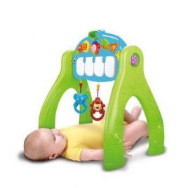 Jucarie tip arcada cu pian pentru bebelusi