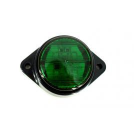 Lampa SMD  Lumina:verde 12V Rezistenta la apa