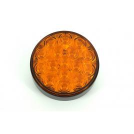 Lampa SMD 6004-2 Lumina: portocalie Voltaj: 12v-24V Rezistenta la apa