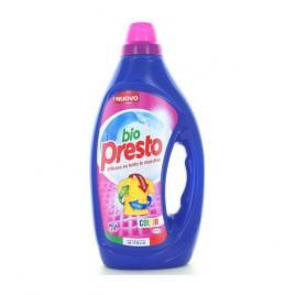 Bio presto color - detergent lichid pentru rufe colorate 950 l - 19 utilizari
